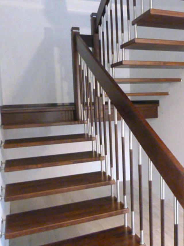 Super Treppen – Gute Treppe – einzigartige Treppen aus Holz HE11